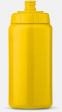 Kompakta vattenflaskor i 2 storlekar med reklamtryck