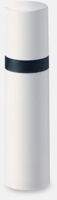 Vit / Svart Pumpsprej med olika innehåll med reklamtryck