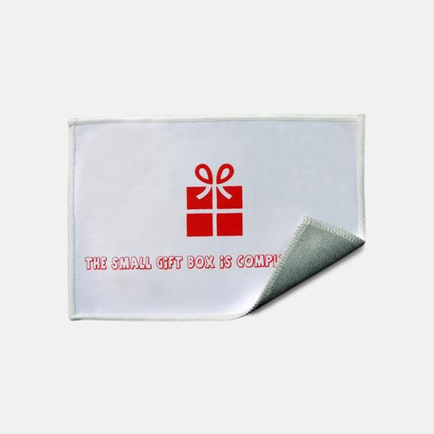 Screentryck Rengörings- och poleringsduk med reklamtryck