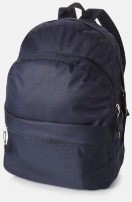 Navy Trendigt designade ryggsäckar med tryck
