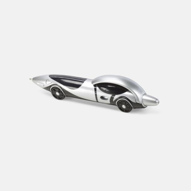Svart Bilformade bläckpennor med reklamtryck