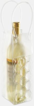 Påsar med kylpaneler för flaskor