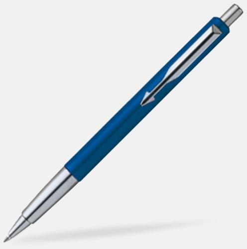 Blå Parker Vector kulspetspenna med reklamtryck