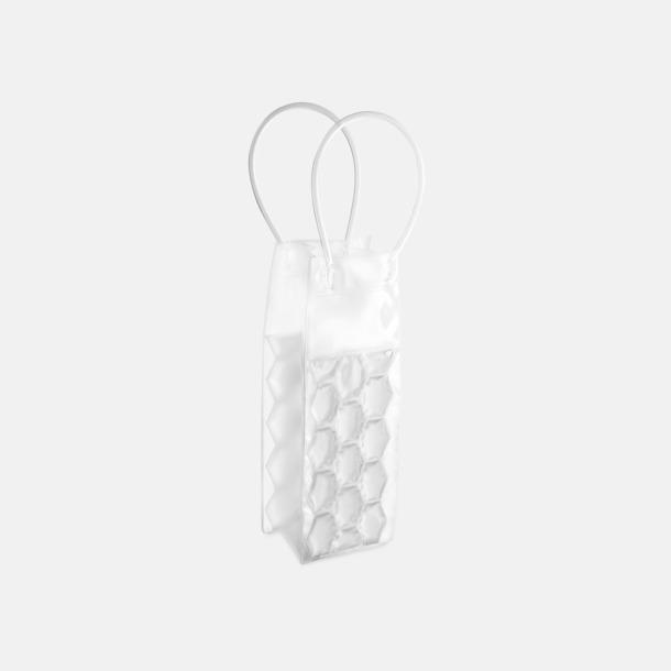 Transparent Påsar med kylpaneler för flaskor