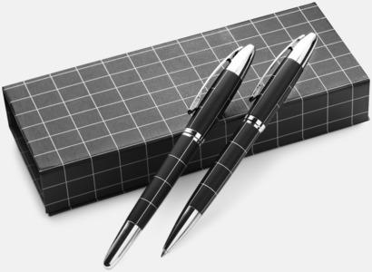 Mönstrat pennset med refil - med reklamtryck
