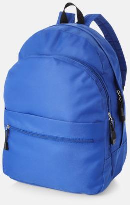 Royal Blue Trendigt designade ryggsäckar med tryck