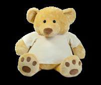 Oemodstånligt söta nellebjörnar prydda med ditt budskap