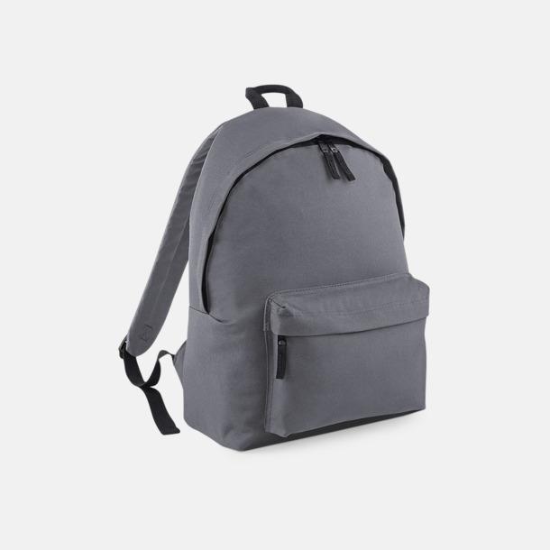 Graphite Grey Den klassiska ryggsäcken i XL storlek med reklamtryck