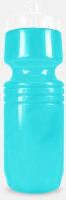 Turkos Speed -  vattenflaskor med reklamtryck