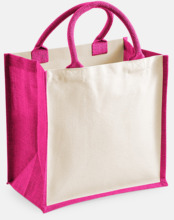 Jute Midi Shoppingbag