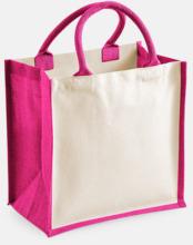 Jute Midi Shoppingbag