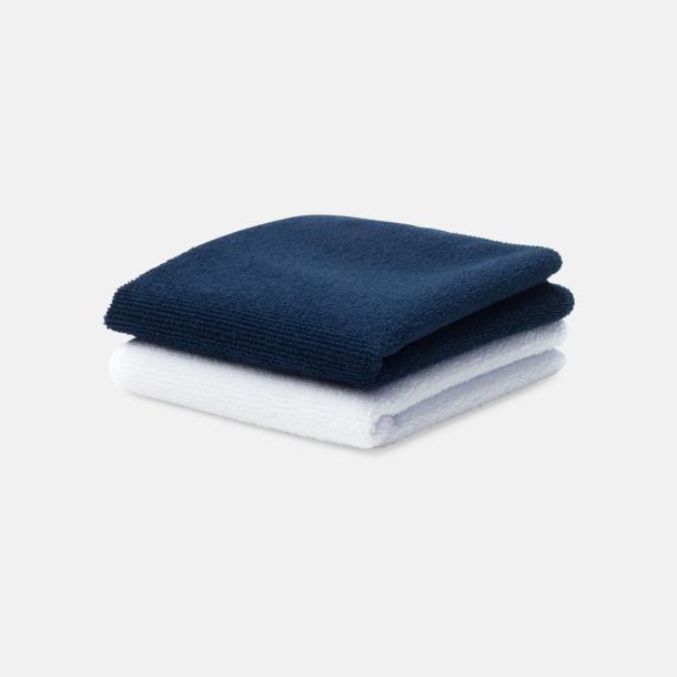 Gästhandduk (30 x 50 cm) Microfiber handdukar i 3 storlekar med reklambrodyr