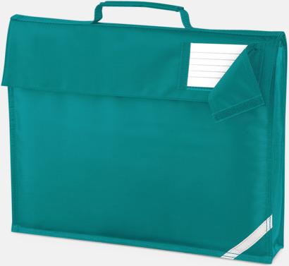 Emerald (endast utan rem) Bokväskor med eller utan axelrem med reklamtryck