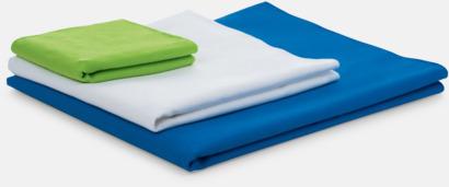 Sportiga microfiberhanddukar i 3 handdukar med reklambrodyr