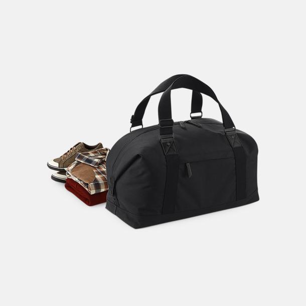Resväskor i vintagedesign med reklamtryck