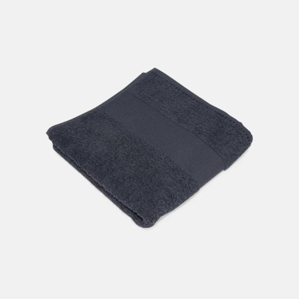 Anthracite Grey Handdukar för brassestolar med reklambrodyr