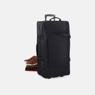Trolley resväskor i 3 storlekar med reklamtryck