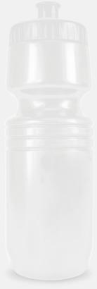 Vit Speed -  vattenflaskor med reklamtryck