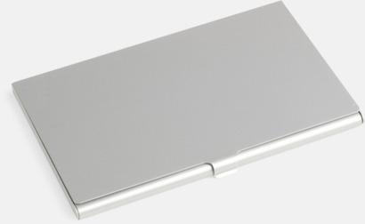 Silver Visitkortsfodral med eget tryck