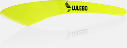 Limegrön Smörkniv med reklamtryck