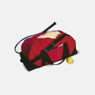 Billigare sportbagar med reklamtryck