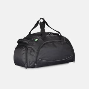 Sportbagar i PVC-fritt material med reklamtryck