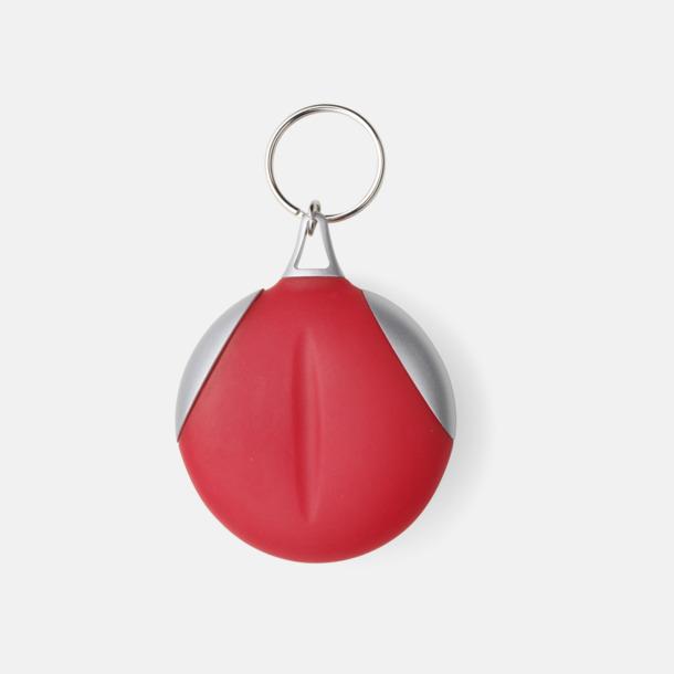 Röd Putsduk med tryck