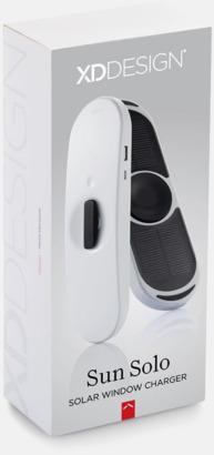 Presentförpackning Solcellsladdare för mobilen - med reklamtryck