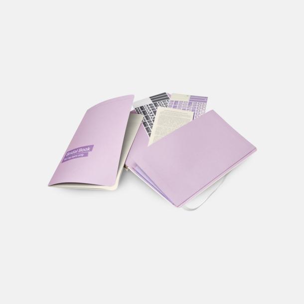 Wedding Journal (innerficka) Anteckningsböcker i massor av olika entusiastteman