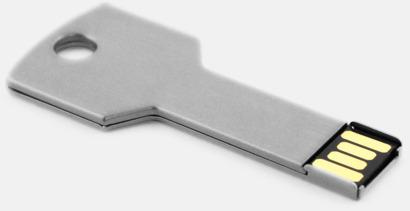 Silver USB minne nyckel