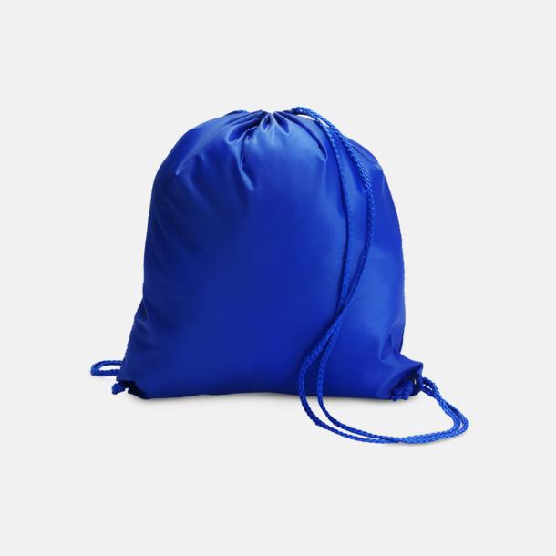 Cobalt Blue Gympapåsar med eget reklamtryck