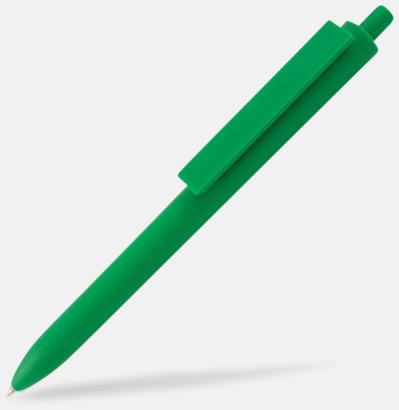 Grön Läckra bläckpennor med reklamtryck