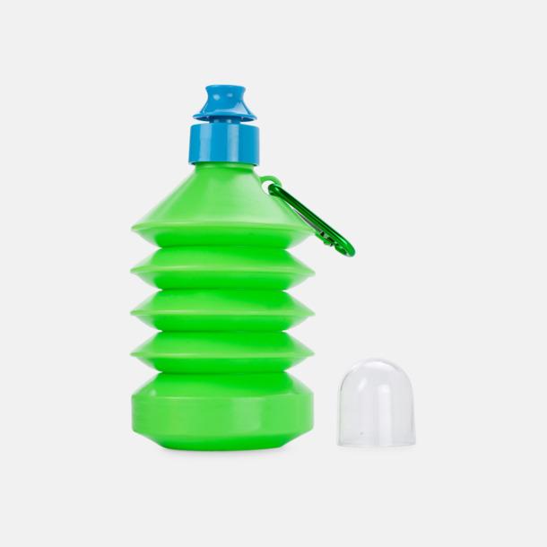 Hopfällbara 60 cl vattenflaskor med reklamtryck