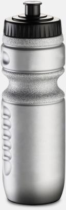 Silver Sportflaskor med reklamtryck