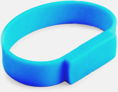 Ljusblå