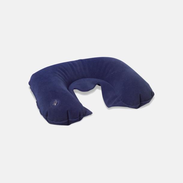 Blå Nackkudde Bilkudde - Nack Kude