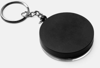 Kompass och nyckelring med reklamtryck
