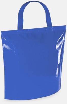 Blå Kylpåse i laminerad non woven med reklamtryck