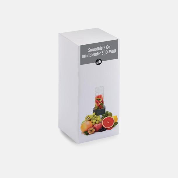 Presentförpackning Smoothiemixer med reklamtryck
