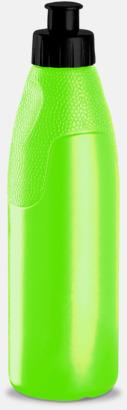 Limegrön Ladynette - Vattenflaskor med tryck