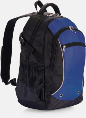 Sportiga laptopryggsäckar i PVC-fritt material med reklamtryck
