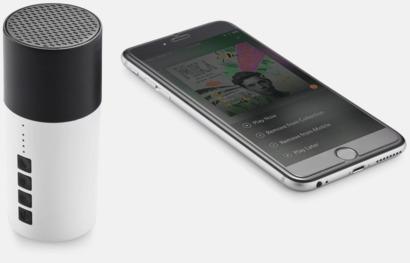 Bluetoothhögtalare + powerbank med reklamtryck