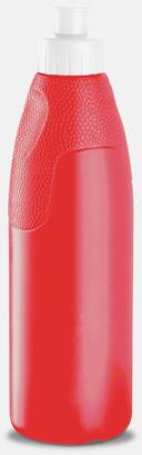 Röd Ladynette - Vattenflaskor med tryck