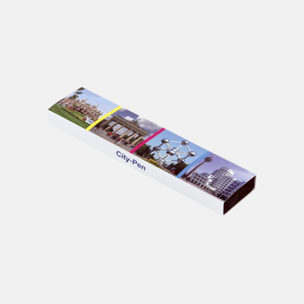 Plast slipcase EVA digital 1 (se tillval) Metallpennor för 360° märkning