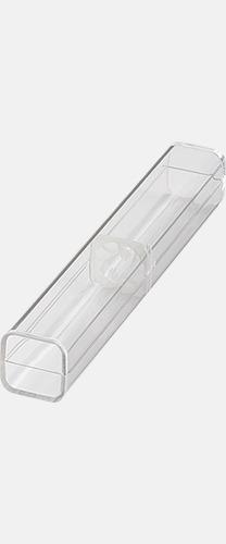 Enkelt plastfodral (se tillval) Mjukare metall-stiftpennor med 360° gravyrlogga