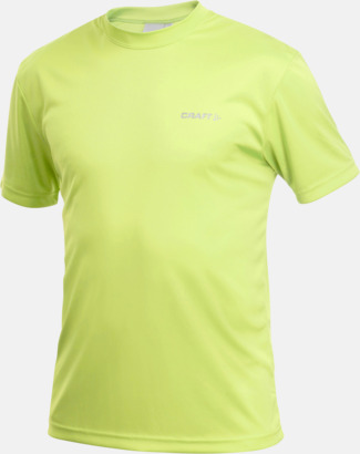 Lizard (herr) Funktion t-shirts från Craft med reklamtryck