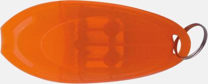 Orange Flask- & burköppnare med reklamtryck