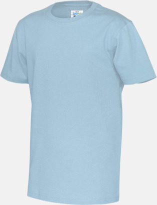 Sky (barn) Multicertifierade t-shirts med reklamtryck