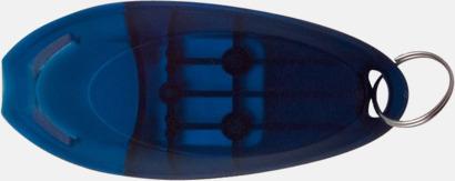 Mörkblå Flask- & burköppnare med reklamtryck