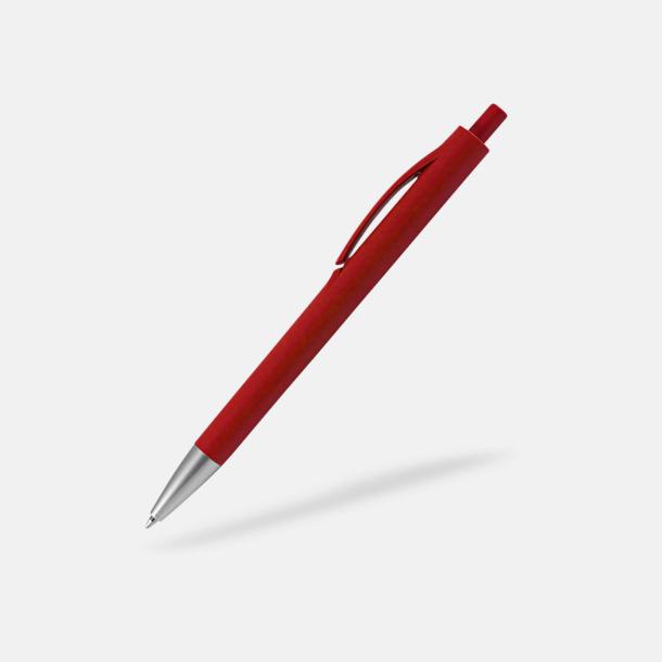 Röd Bläckpennor med reklamtryck